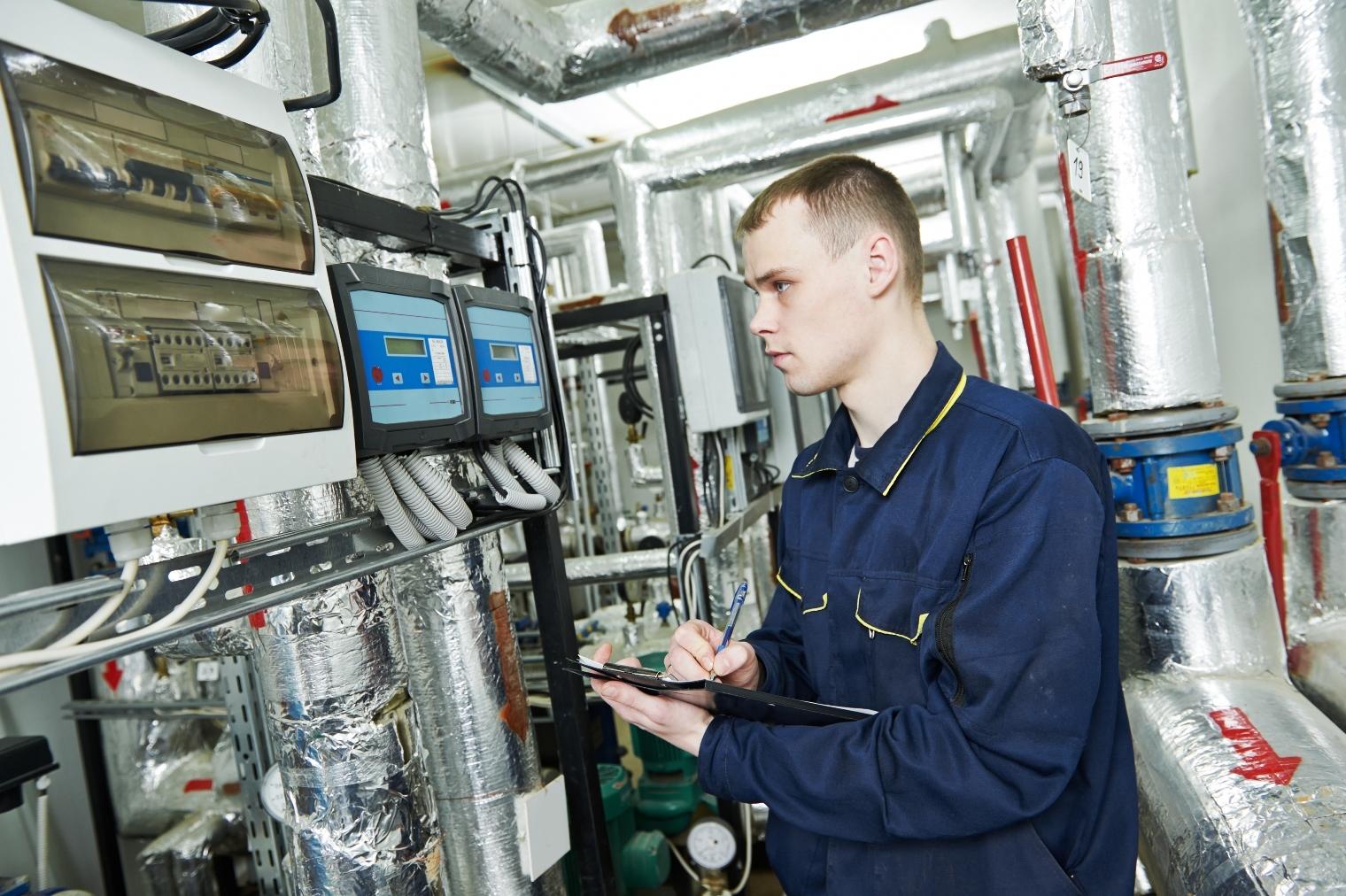 Stationary Engineer Hvac Career Map